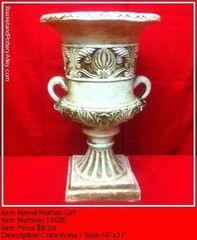 Roman Urn - #1502E