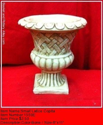 Small Latice Copita - #1559E