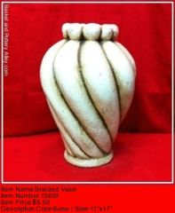 Branded Vase - #1968