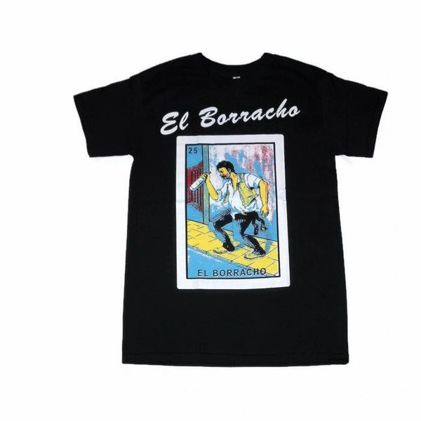 EL BORRACHO LOTERIA SHIRT