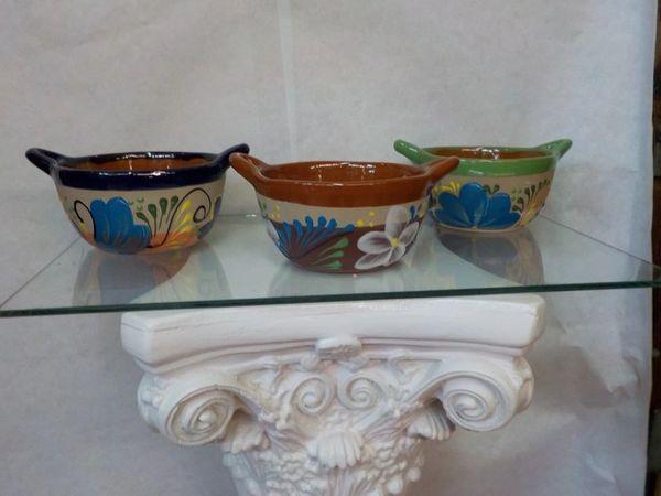 Round Salsa bowl - #9507