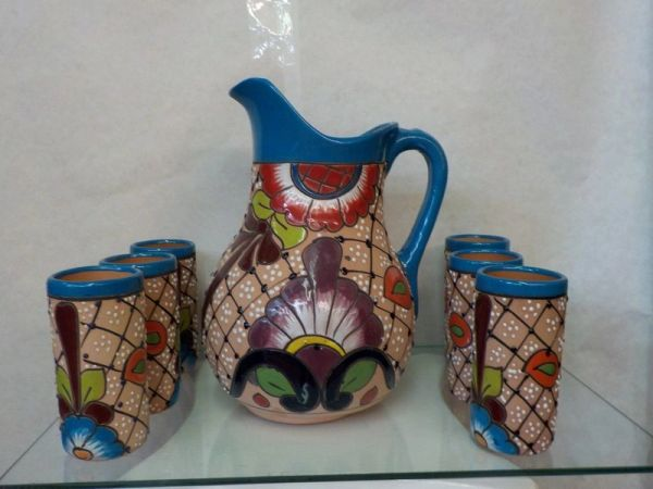 Cup and Pitcher set - #9549