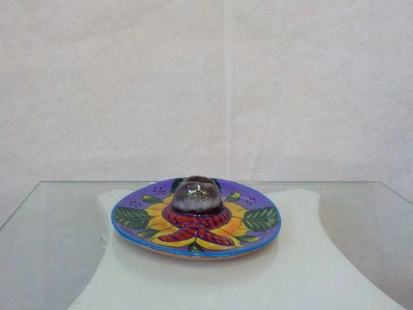 Sombrero Ash Tray - #9509