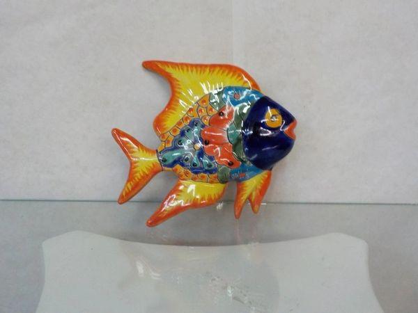 Yellow Fish - #9512