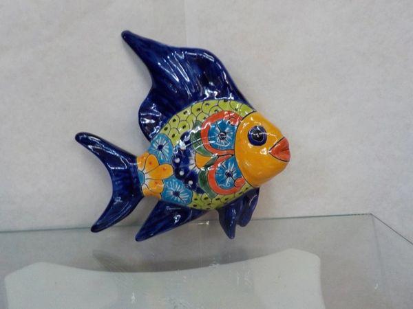 Blue Fish - #9512