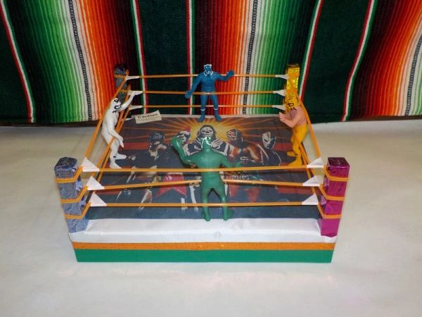 Fighting Ring - #5007