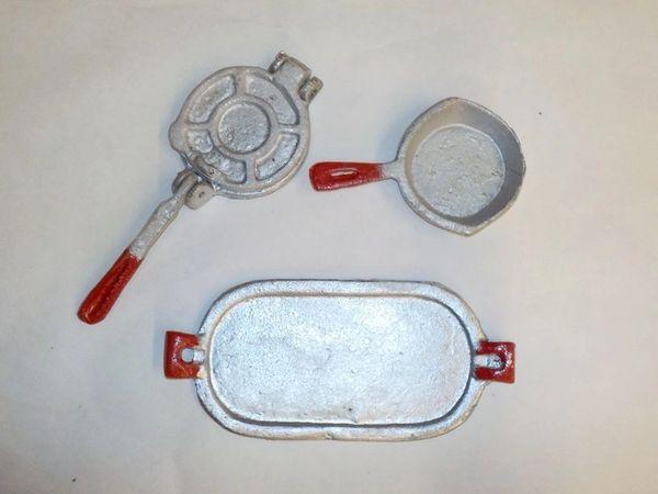 Toy Cooking Set - #5004