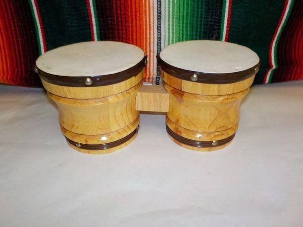 Bongo Drums - #5012