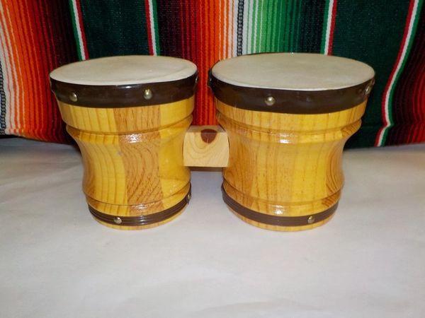Bongo Drums - #5014