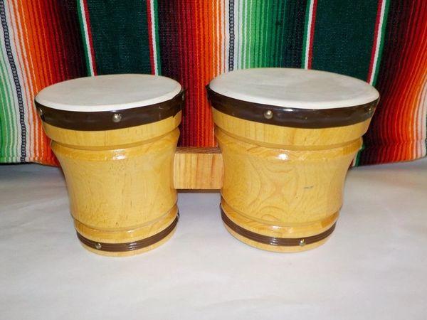 Bongo Drums - #5019