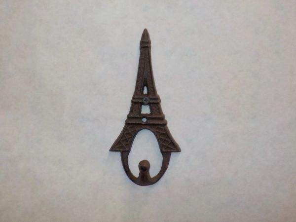 Eiffel Tower Hook - #65002