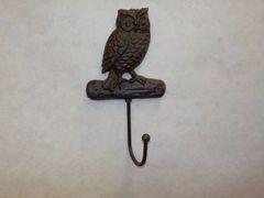 Owl Hook - #65003