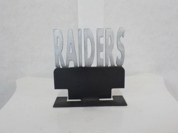 "Business Card Holder ""raiders"" - #65010"