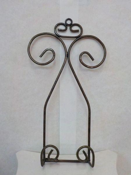 Iron Plate Holder - #65006