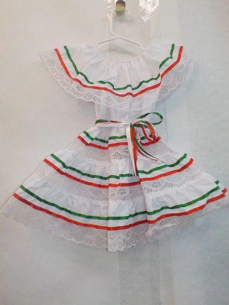 Vestido Liston Blanco