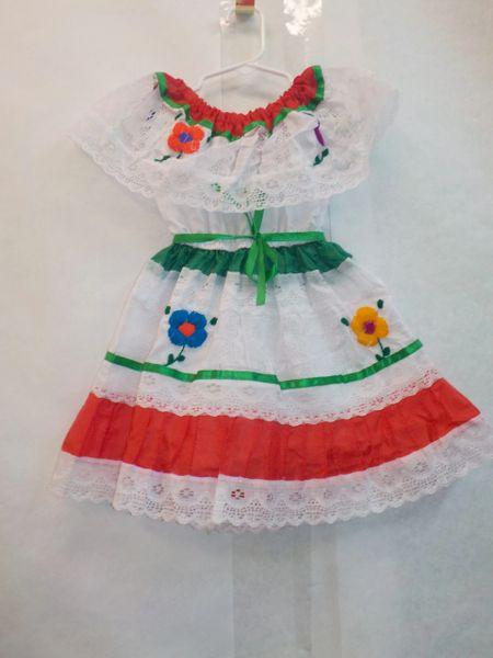 Vestido Tricolor W/Slip