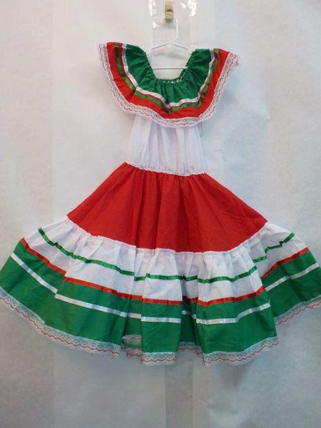 Vestido Folklorico #10
