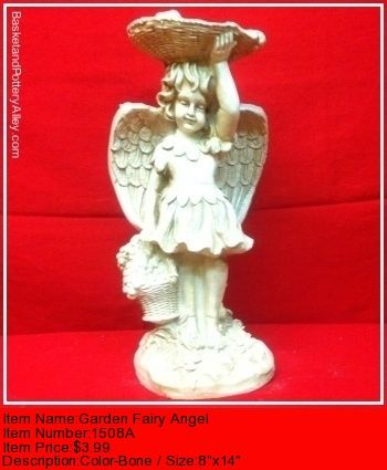 Garden Fairy Angel - #1508A