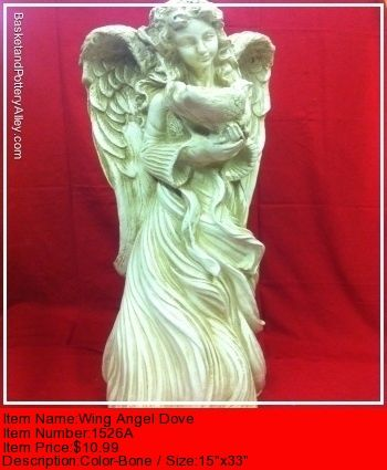 Wign Angel Dove - #1526A