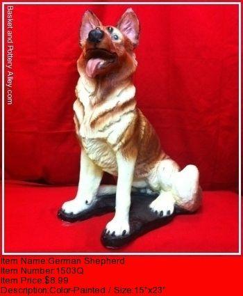 German Shepherd - #1503Q