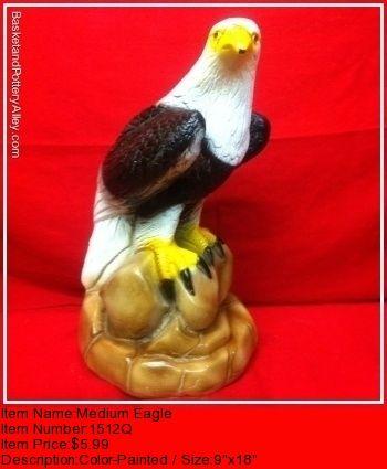 Medium Eagle - #1512Q