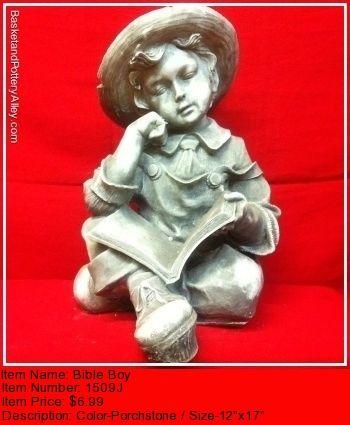Bible Boy - #1509J