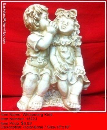 Whispering Kids - #1522J