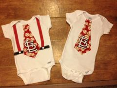 Boys Sports Themed Baby Onesy