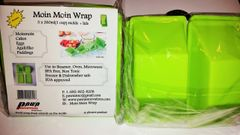Moin Moin Wrap pack(large) Green