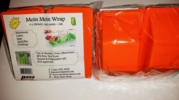 Moin Moin Wrap pack(large) Orange