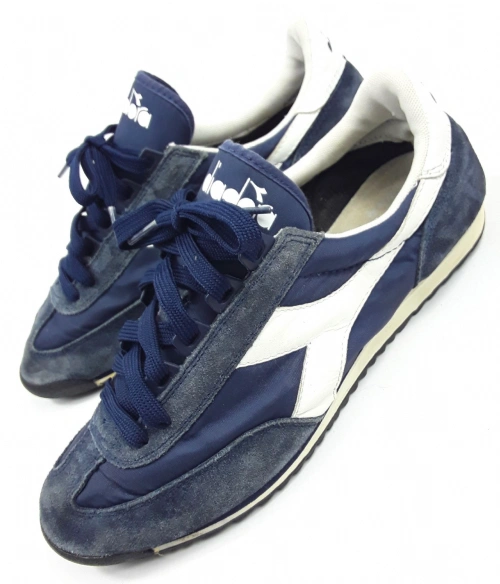oldskool diadora trainers issued 2011 size uk 7