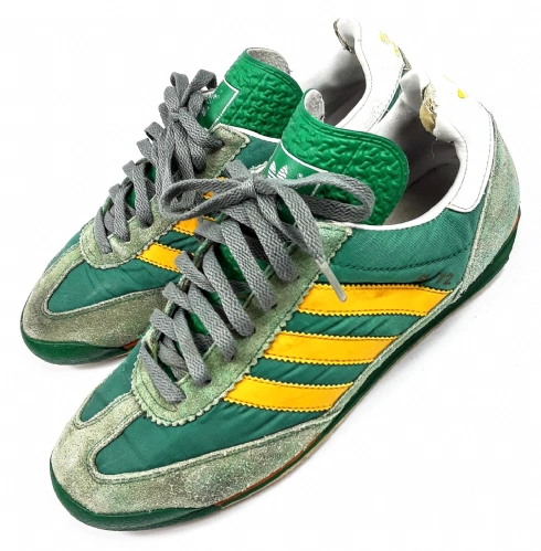 1998 true vintage adidas originals SL72 size UK 9