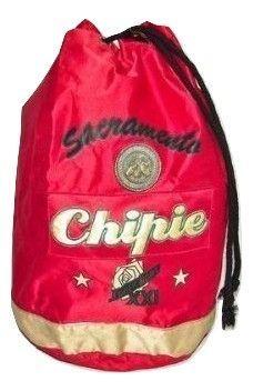 original 1990's chipie duffle bag