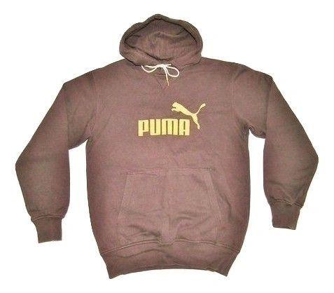 original 90's puma hoodie size S-M