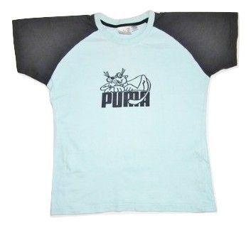 womens vintage puma tshirt size 14-16