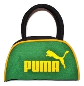 cute little retro puma handbag
