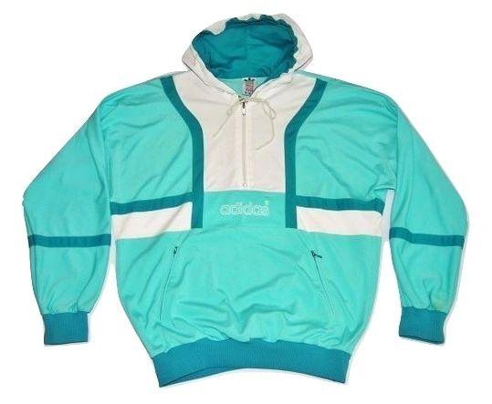 1984 original adidas hoodie size medium