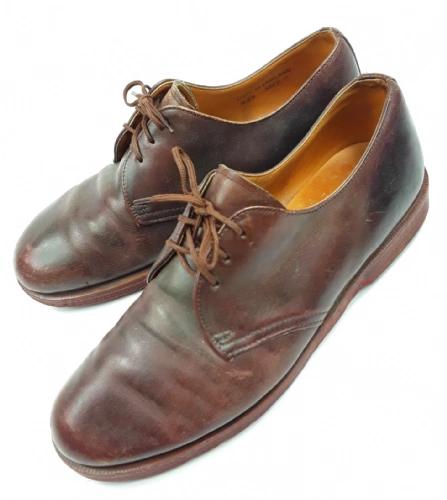 2002 true vintage doc martens leather shoes size 8