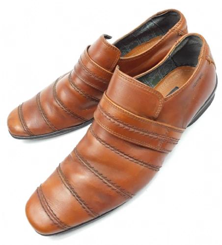 2004 vintage peter werth leather mens shoes uk 9