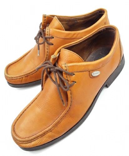 vintage mens leather lace shoes size 10