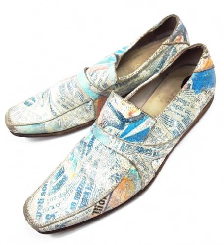 2008 limited edition true vintage Hudson formal mens shoes uk 10