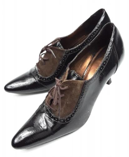 Vintage Etienne Aigner office shoes, size uk slim 5