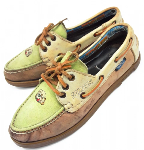 womens true vintage 2003 boat shoes leather size uk 6