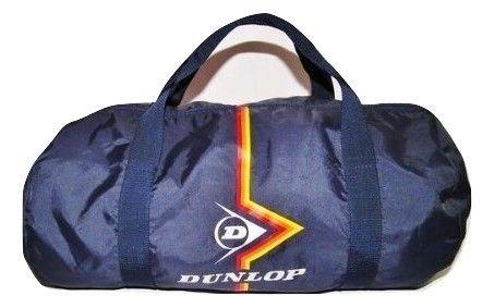 classic 80's dunlop duffle bag
