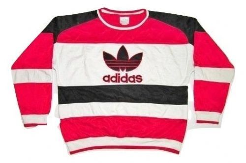 90's true vintage adidas sweatshirt size large