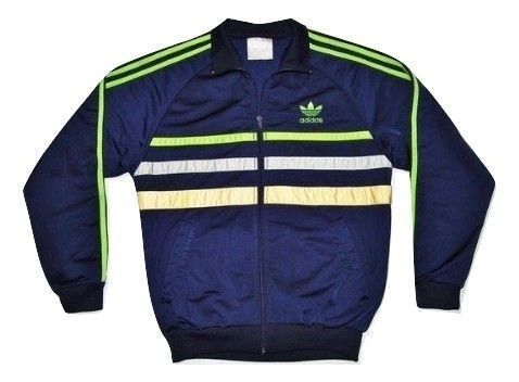 Oldskool 1992 true vintage Adidas jacket UK S