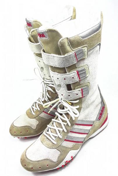 Deadstock adidas runner hightops UK 5.5