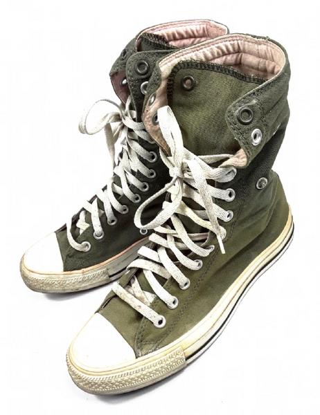 2001 true vintage converse boots size 7.5