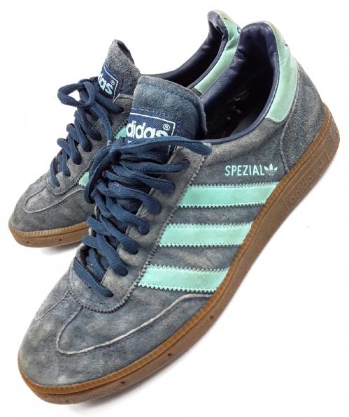 online retailer low price stable quality 2005 true vintage blue suede adidas spezial size 7.5