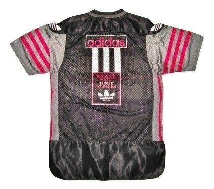 oldskool vintage adidas football vest size L-XL